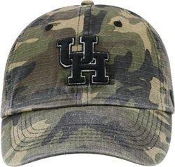 Top of the World Men's University of Houston Heroes Camo Ball Cap
