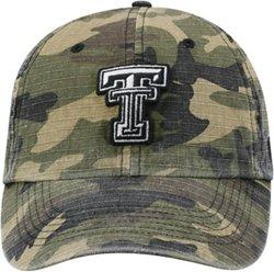 Top of the World Men's Texas Tech University Heroes Camo Ball Cap