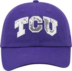 Top of the World Women's Texas Christian University Glow District Ball Cap