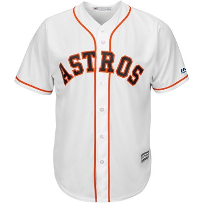 e0c56f479 Majestic Houston Astros Bregman 2 Authentic Collection Cool Base Replica  Jersey