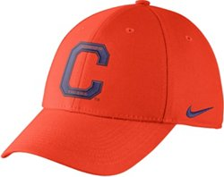 Nike Men's Clemson University Dri-FIT Wool Classic99 Swoosh Flex Cap