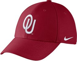 Nike Men's University of Oklahoma Dri-FIT Wool Classic99 Swoosh Flex Cap