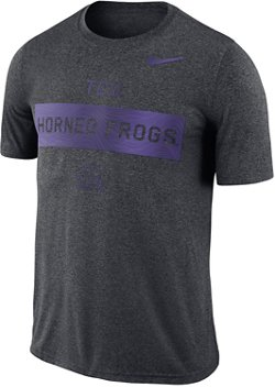 Nike Men's Texas Christian University Legend Lift T-shirt
