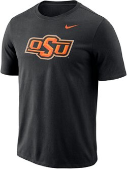 Nike Men's Oklahoma State University Logo T-shirt