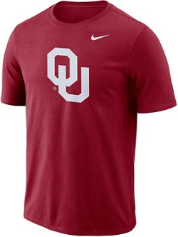 Nike Men's University of Oklahoma Logo T-shirt