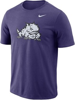 Nike Men's Texas Christian University Logo T-shirt