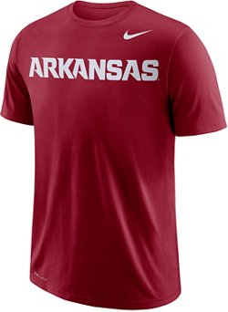 Nike Men's University of Arkansas Wordmark T-shirt