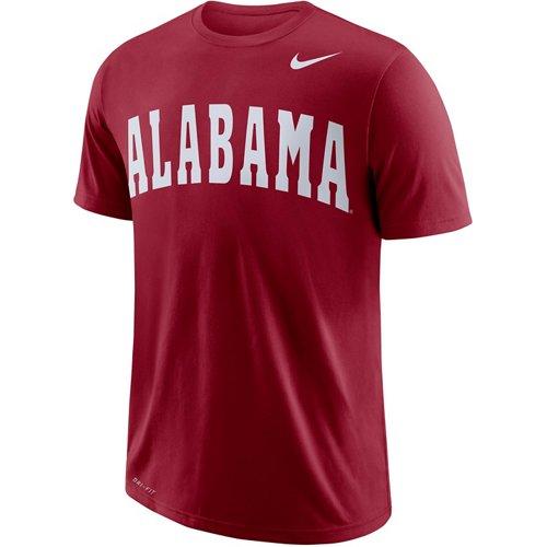Nike Men's University of Alabama Wordmark T-shirt