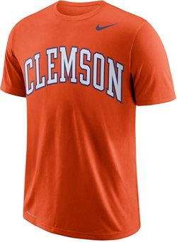 Nike Men's Clemson University Wordmark T-shirt