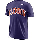 Nike Men's Clemson University Wordmark T-shirt