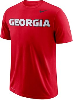 Nike Men's University of Georgia Wordmark T-shirt