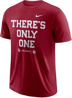 Nike Men's University of Oklahoma Local T-shirt