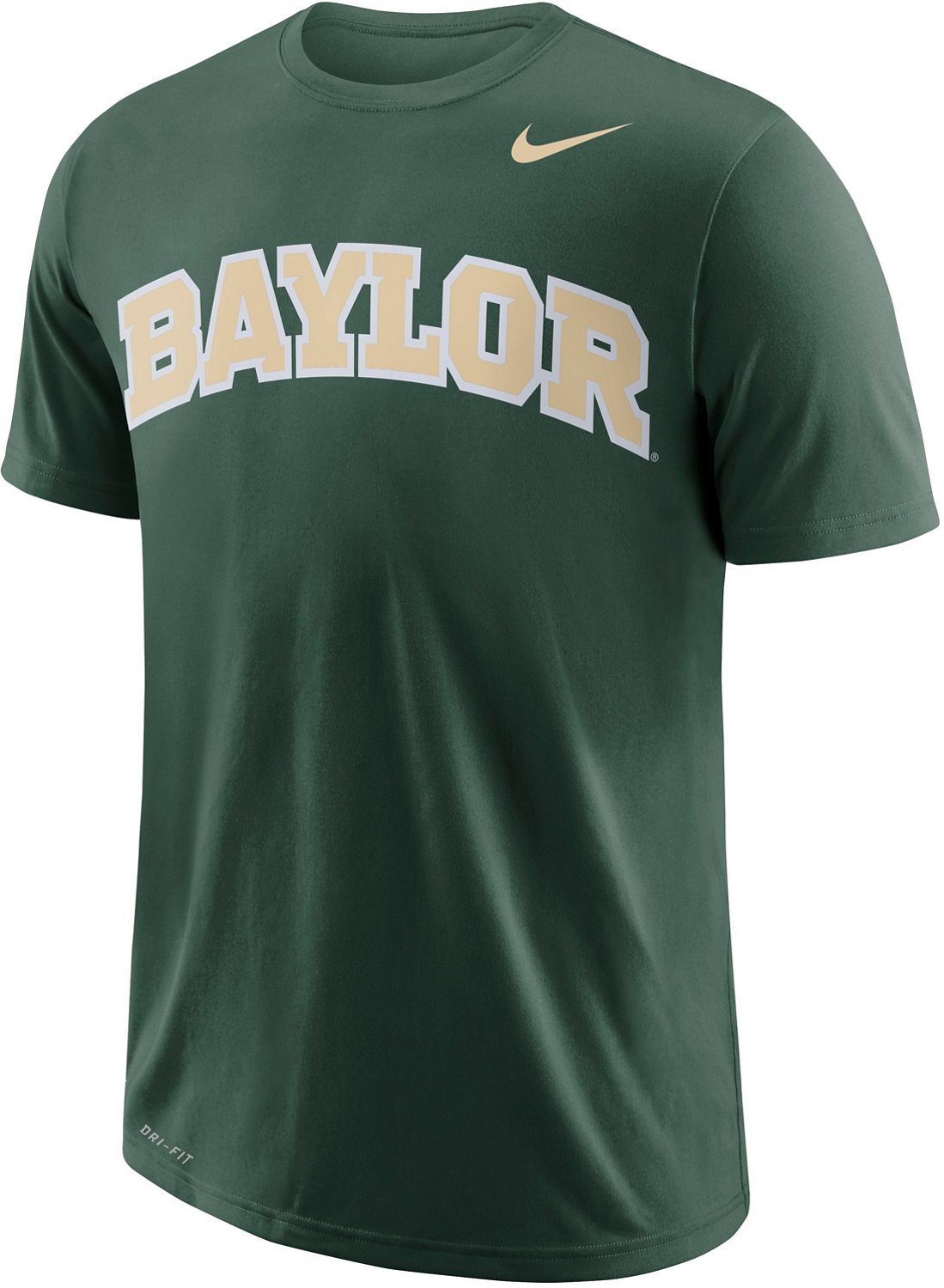 Nike Men's Baylor University Wordmark T-shirt
