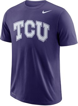 Nike Men's Texas Christian University Wordmark T-shirt