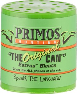 Primos Bleat Original Can Deer Call
