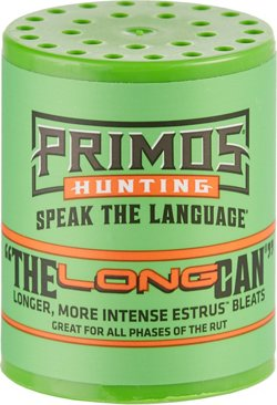 Primos Bleat Long Can Deer Call