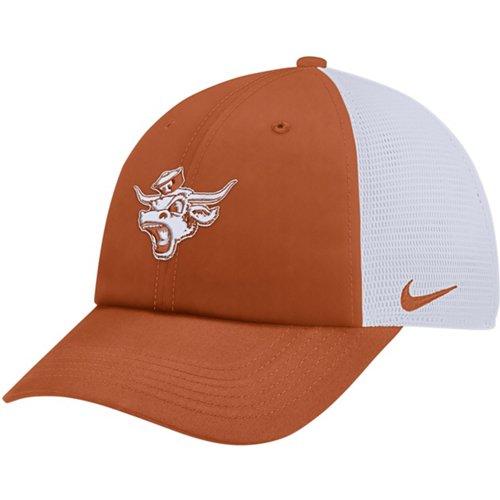 Nike Men's University of Texas Heritage86 Adjustable Trucker Hat