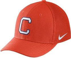 Nike Men's Clemson University AeroBill Classic99 Swoosh Flex Meshback Cap