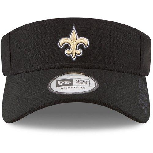New Era Men's New Orleans Saints Training OTC Visor