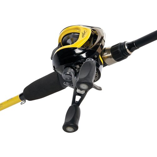 Wright & McGill Skeet Reese S-Series 7 ft M Freshwater Baitcast Rod and Reel Combo