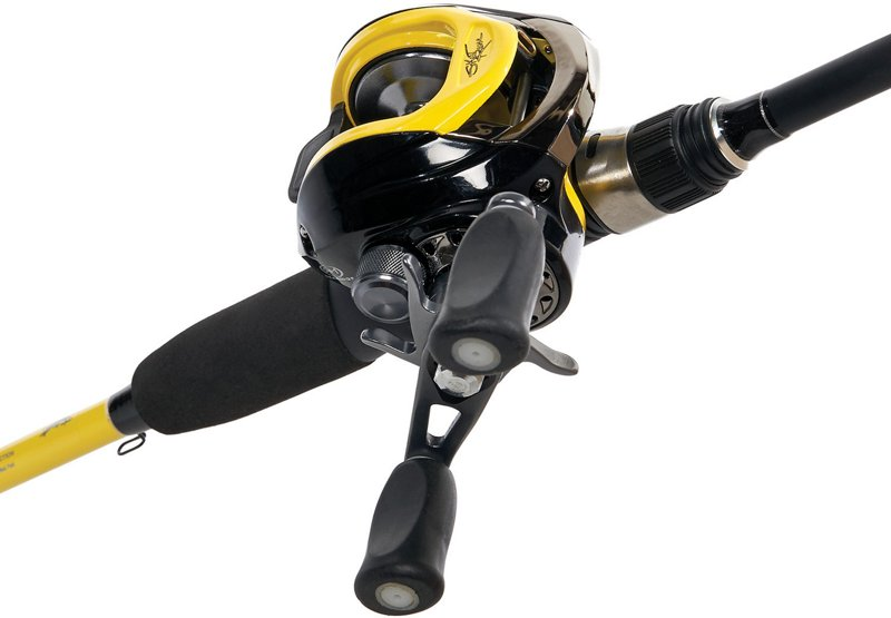 Wright & McGill Skeet Reese S-Series 7 ft M Freshwater Baitcast Rod and Reel Combo – Fishing Combos, Baitcast Combos at Academy Sports