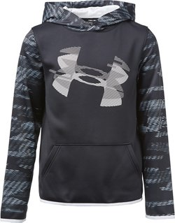 Under Armour Boys' Highlight Pullover Hoodie