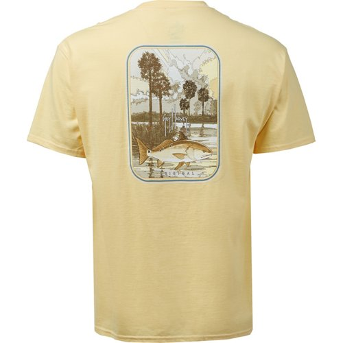 Guy Harvey Men's Redrise T-shirt