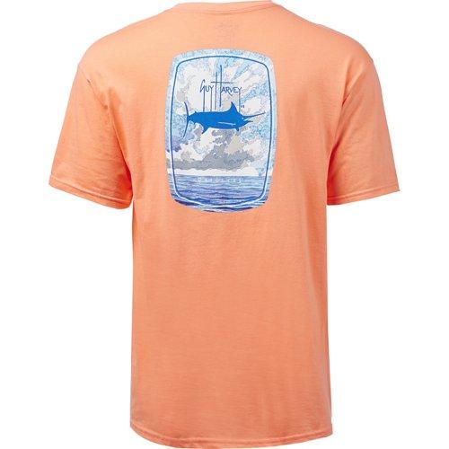Guy Harvey Men's Bombshell T-shirt