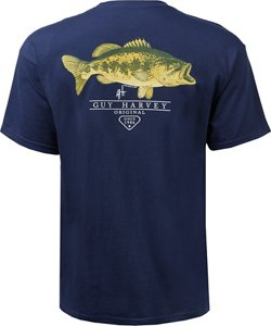 Guy Harvey Men's Combat T-shirt