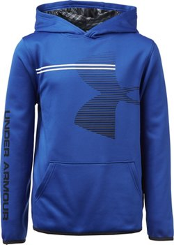 Boys' Armour Fleece Highlight Hoodie