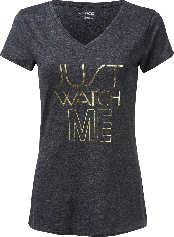 BCG Women's Just Watch Me T-shirt