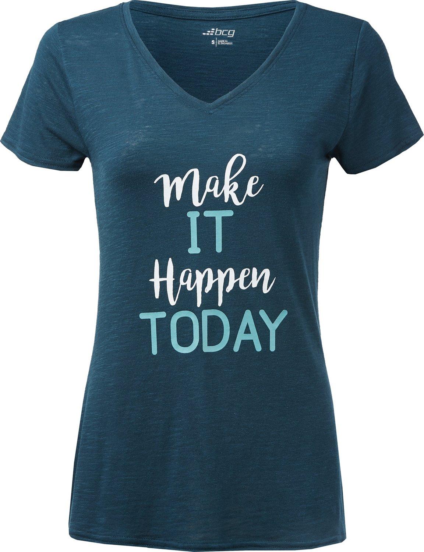 BCG Women's Make It Happen Today T-shirt