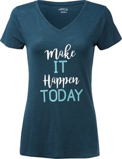 BCG Women's Make It Happen Today T-shirt