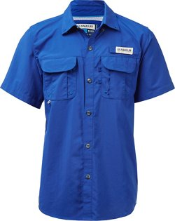 Magellan Outdoors Boys' Laguna Madre Button Down Shirt