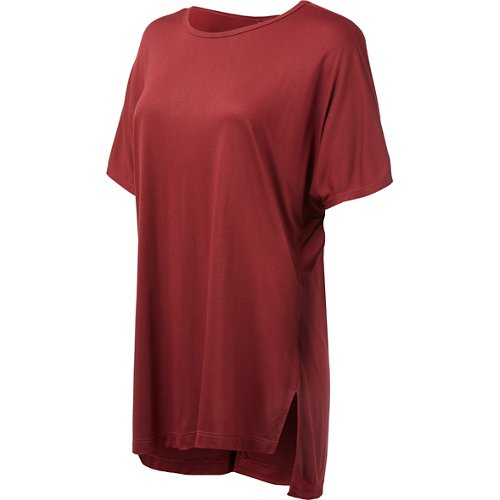 BCG Women's Dolman Short Sleeve Tunic