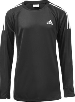 adidas Boys' climalite Challenger Long Sleeve T-shirt