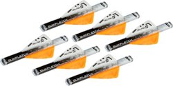 New Archery Products QuickFletch Hellfire Vanes