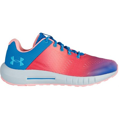 711d060a693 Under Armour Girls  Pursuit Prism PS Running Shoes
