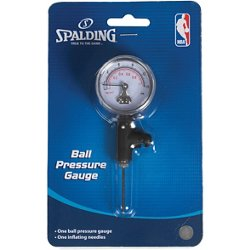 Analog Ball Pressure Gauge
