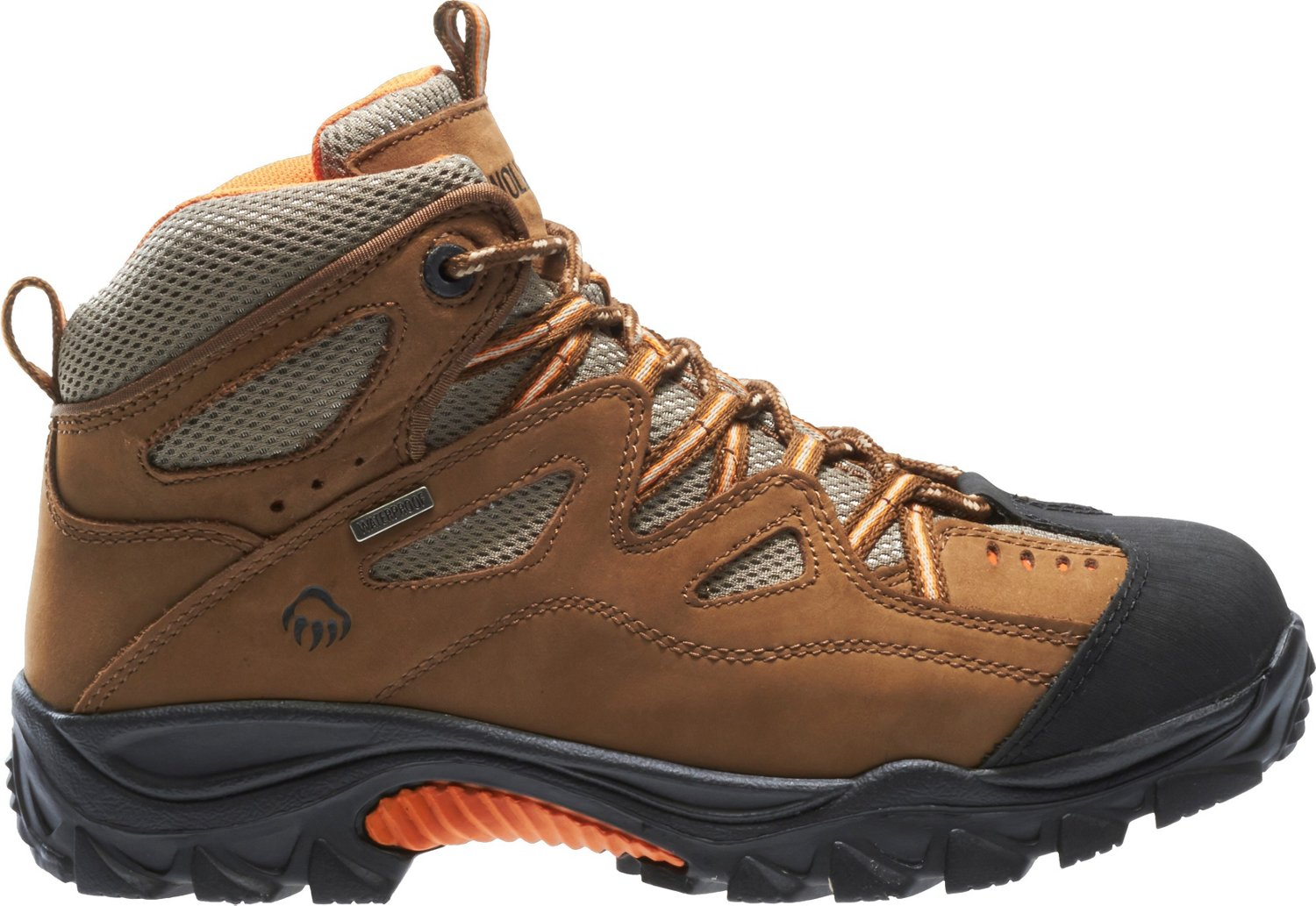 939a01805a8 Wolverine Men's Durant EH Steel Toe Lace Up Work Boots