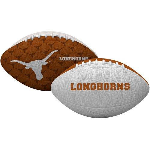 Rawlings University of Texas Gridiron Junior-Size Rubber Football