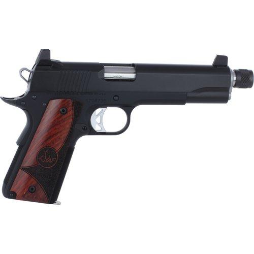 Dan Wesson Vigil Threaded Barrel 9mm Pistol