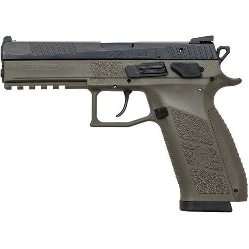 CZ P-09 Duty 9mm Pistol