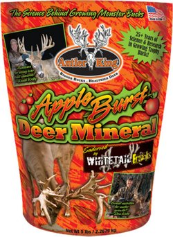 Antler King 5 lb Apple Burst Deer Attractant and Feed Supplement