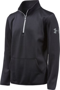 Boys' Armour Fleece 1/2 Zip Fleece Pullover