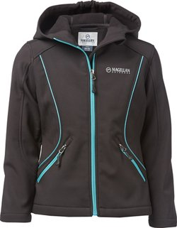 Magellan Outdoors Girls' Softshell Ski Jacket