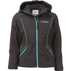 Girls' Softshell Ski Jacket