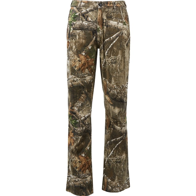 Magellan Outdoors Women's Hill Country Twill Pants, Large – Ladies Non-Insulated Camo at Academy Sports
