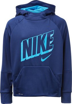 Boys' Therma Graphic Training Pullover Hoodie