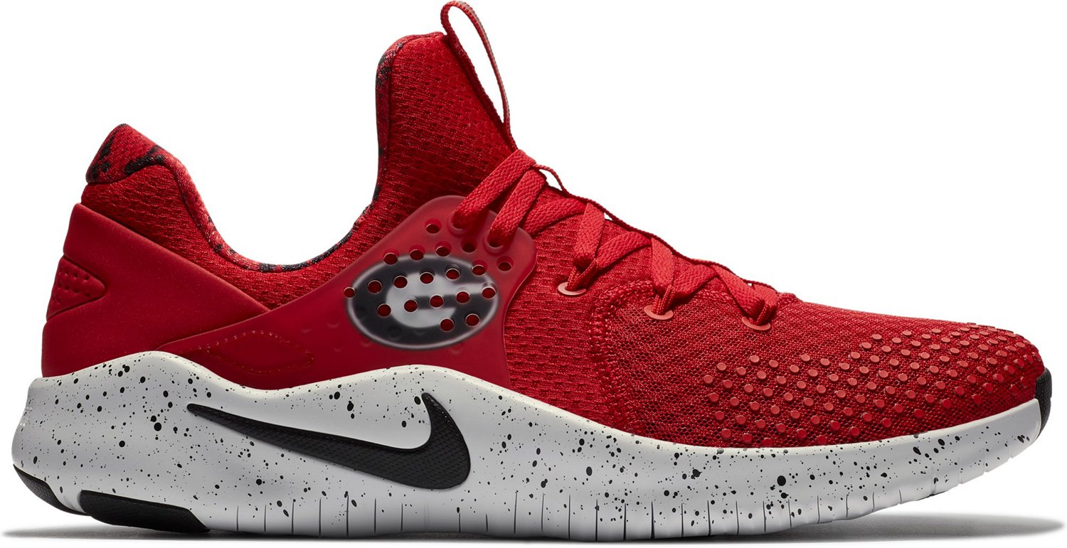 ac08e0f3e0f4 Nike Men s University of Georgia Free TR 8 Training Shoes